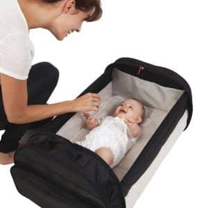 couffin nomade babysun : lit pop up pour bébé