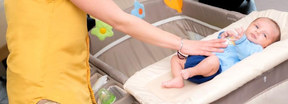 Hauck Babycenter : le confort haut de gamme