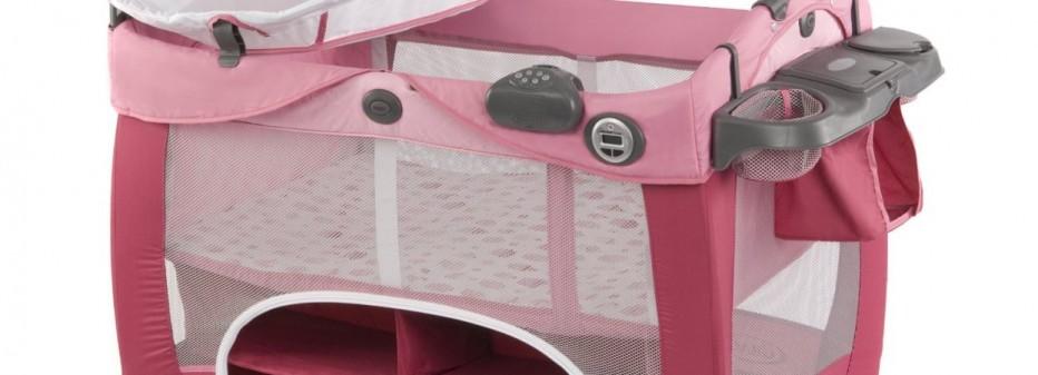 Graco Contour Prestige : un lit parapluie très complet