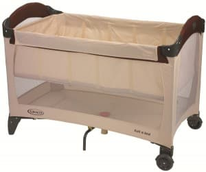 lit pliant graco roll a bed