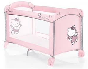 lit parapluie hello kitty brevi pour s duire les enfants babybed. Black Bedroom Furniture Sets. Home Design Ideas