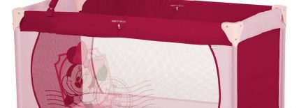 Hauck Dream'n Play go plus : lit parapluie Minnie pour séduire les enfants
