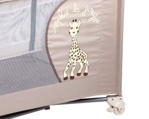 lit parapluie sophie la girafe