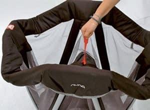 montage facile du lit parapluie sena nuna
