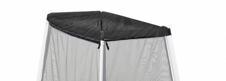 protection soleil pour lit parapluie phil and teds babybed. Black Bedroom Furniture Sets. Home Design Ideas