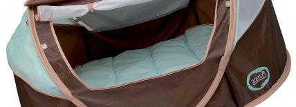 Tente nomade Ludi : simple, pratique et pas cher !