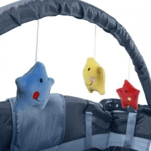 infantastic un lit parapluie tout quip babybed. Black Bedroom Furniture Sets. Home Design Ideas