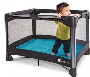 lit parapluie confortable pour bébé