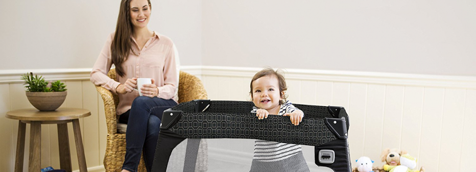 graco nimble nook lit parapluie ultra compact babybed. Black Bedroom Furniture Sets. Home Design Ideas