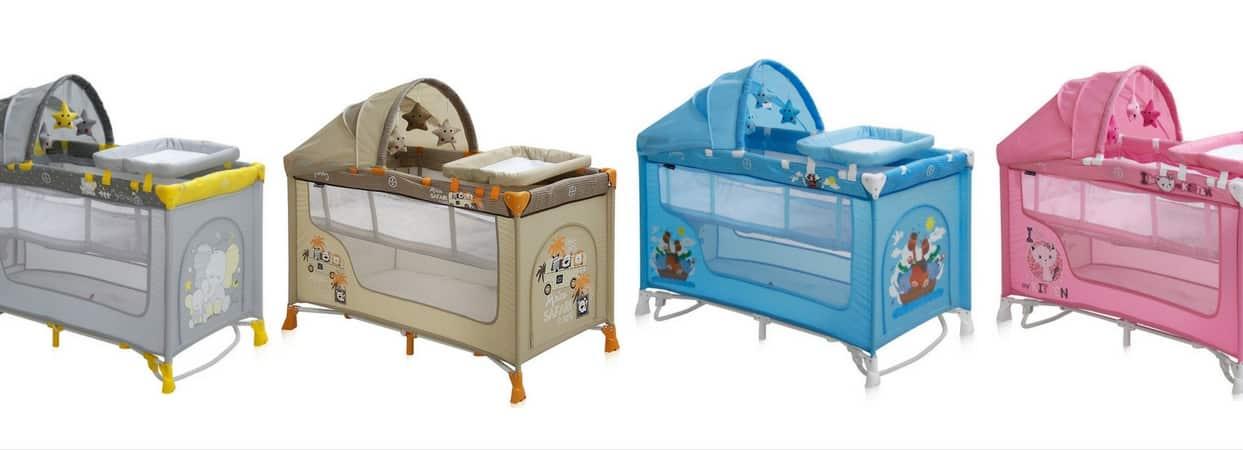 lorelli nanny 2 plus un lit parapluie bascule babybed. Black Bedroom Furniture Sets. Home Design Ideas