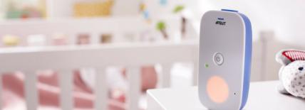 Babyphone Avent Philips DECT : un son limpide