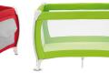 Inglesina Lodge : lit parapluie compact et facile à installer