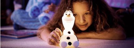 Philips Avent : Veilleuse Disney la Reine des Neiges