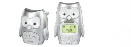 Babyphone VTech Hibou Family : son haute qualité et 0 émission