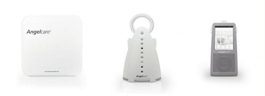 Angelcare AC1100 : babyphone vidéo avec détecteur de mouvements