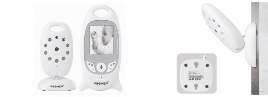 VOSMEP : babyphone vidéo pas cher