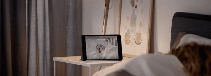 Philips uGrow : babyphone pour smartphone