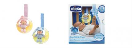 Chicco Petite Lune : une veilleuse musicale pas chère