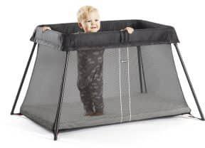 meilleurs lits parapluies : Lit pliant babybjorn light