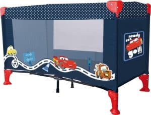 lit parapluie disney cars dormir avec flash mcqueen babybed. Black Bedroom Furniture Sets. Home Design Ideas