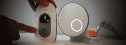 Angelcare AC 127 : écoute-bébé détecteur de mouvements