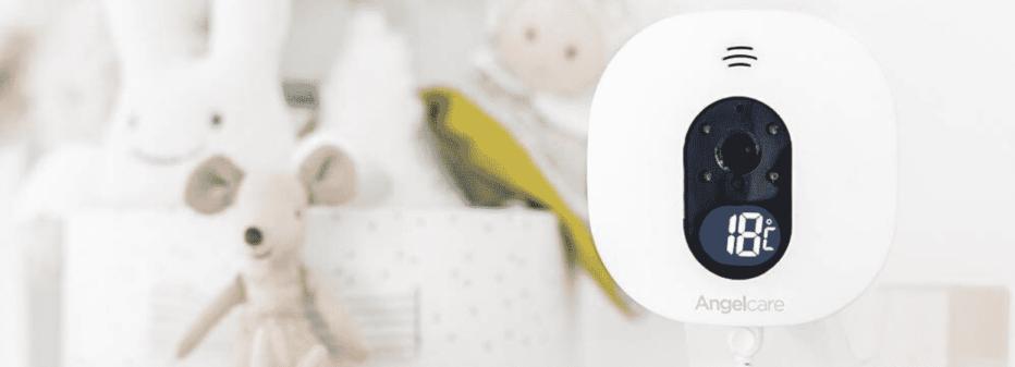 Angelcare AC527 : le babyphone vidéo qui détecte les mouvements