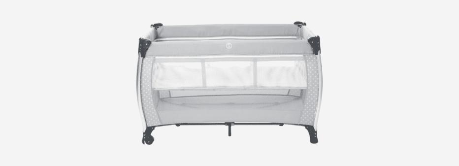 Mobi'bed vertbaudet : le lit parapluie tout équipé