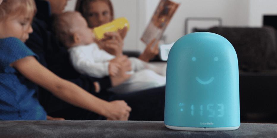 Rémi de Urban Hello : veilleuse multi fonctions ultra connectée