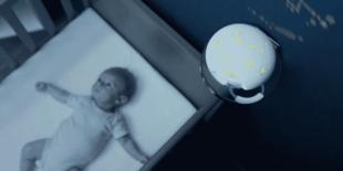Dreamy Babymoov : veilleuse évolutive et éducative